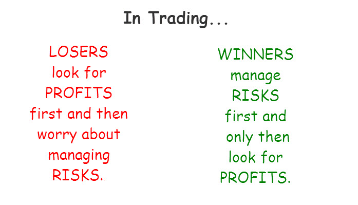 Forex winners and losers